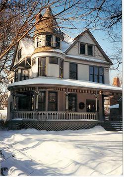 House.winter