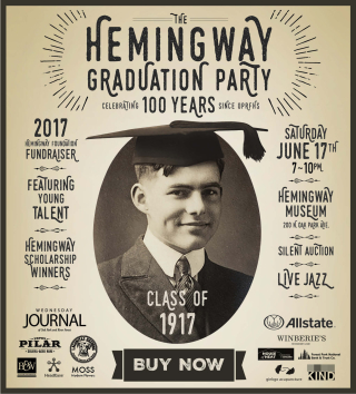 Hemingway Grad event-BUY NOW-5-12