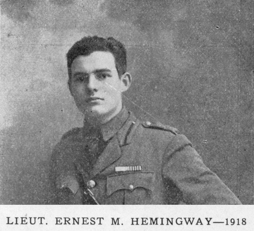 Young Ernest Hemingway Back to the ernest hemingwayYoung Ernest Hemingway